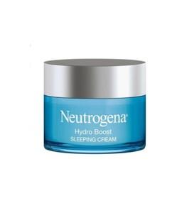 Hydro Boost Night Cream - کرم آبرسان شب هیدروبوست نیتروژنا